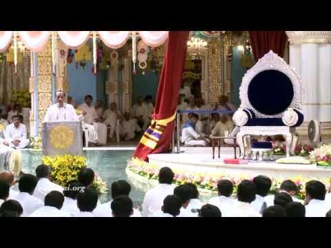 Sri Sathya Sai Aradhana Mahotsavam in Prasanthi Nilayam :)