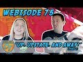 """Comic Trips: Webisode 75- """"Up, Upstate, and Away!""""(pt1)"""