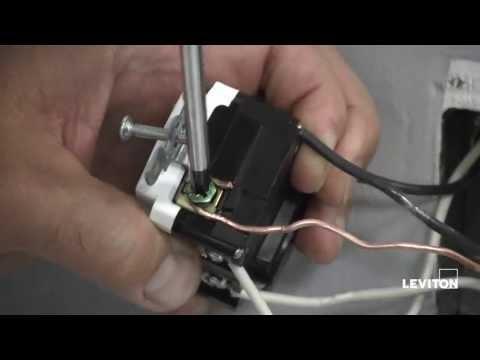 Leviton AFCI Installation