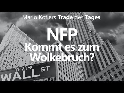 Trade des Tages - NFP-Briefing