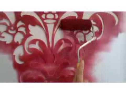 Decora tus paredes con aspecto de papel tapiz o vinilos ...
