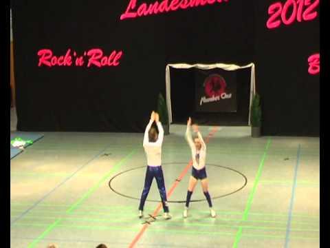 Bianca Jacobs & Ben Stassen - Landesmeisterschaft NRW 2012