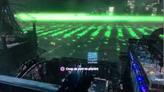 Batman Arkham City - BUG WTF Arkham Matrix??!