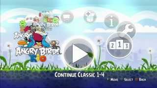 انجري بيرد  Angry Birds playstation