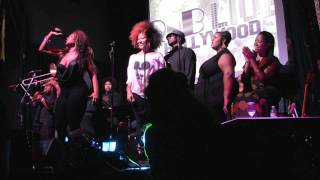 Lyrica at RNB Live in Hollywood, CA!