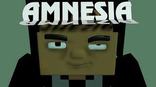 Minecraft Horror Map - Amnesia! Ft. MunchingBrotato, Gizzy Gazza, Lilshortysgs, and YoshiToMario