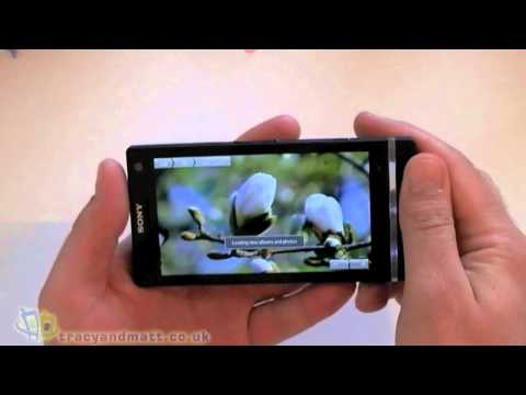 Sony Xperia S Unboxing Video
