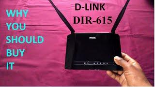 [Hindi] Unboxing of D-link DIR-615. Why you should buy it. Flipkart offer.