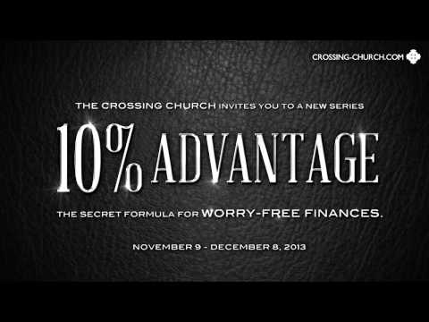 10% Advantage - Audio Wk 3 | The Crossing Church, Elk River, MN | Pastor Eric Dykstra