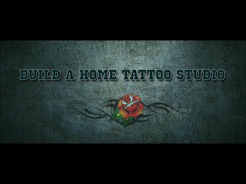 Ira's Tattoo Garage - Build A Home Tattoo Studio