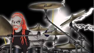 Watch Dethklok Bloodrocuted video