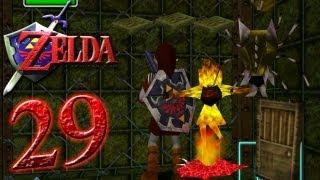 Let's Play The Legend of Zelda Ocarina of Time Part 29: Der Stahlhammer