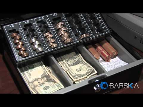 New Cash Boxes and Lock Boxes by Barska