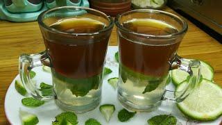 Black Tea Recipe/দুই লেয়ার দুই সাধের মসলা চা বা রং চা রেসিপি/Tea Recipe/Masala Cha Recipe