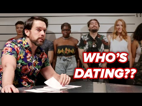 Private Investigator Guesses Who's Dating Out Of A Lineup • Part 2