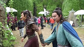 [BTS] William Chan (陈伟霆) & Ye Zu Xin - Off-Screen Bromance