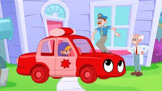 Bandits Kidnap Easter Bunny - My Magic Pet Morphle | Cartoons For Kids | Morphle's Magic Universe |