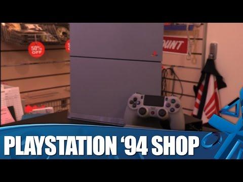 Welcome to the PlayStation '94 Shop