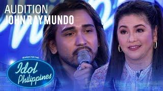 John Raymundo - Never Ever   Idol Philippines Auditions 2019