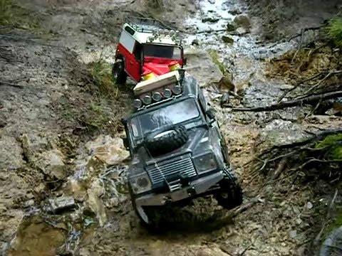 RC expedice Ještěd 2009
