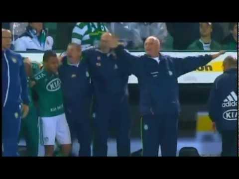 Homenagem a Luiz Felipe Scolari