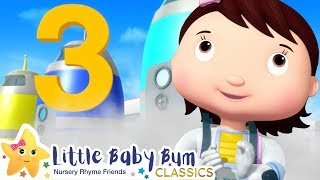 10 Rockets Song - Learning Numbers | Little Baby Bum | Cartoons and Kids Songs | Songs For Kids