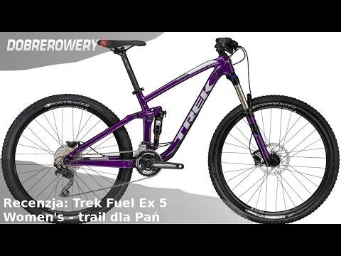 Recenzja: Trek Fuel Ex 5 Women's - trailowa propozycja dla Pań