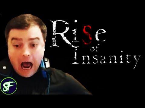 Актер играет в Rise of Insanity (ЛУЧШИЕ МОМЕНТЫ) часть 2