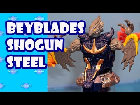Beyblades Shogun Steel Toy Fair Preview