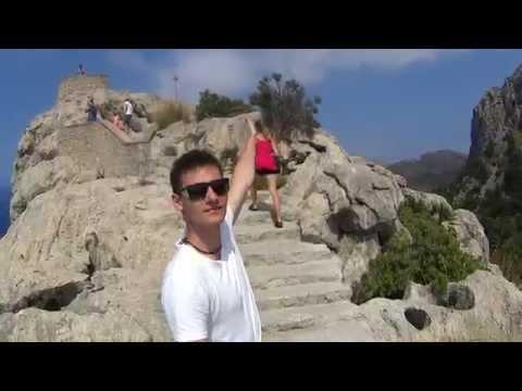 Holiday Mallorca (Majorca) 2015 - Sony action cam