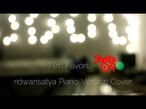 FILM FAVORIT   SHEILA ON 7  ridwansatya COVER