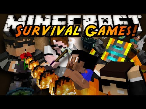 BRAND NEW Minecraft Survival Games : THE NEW GAME BEGINS!