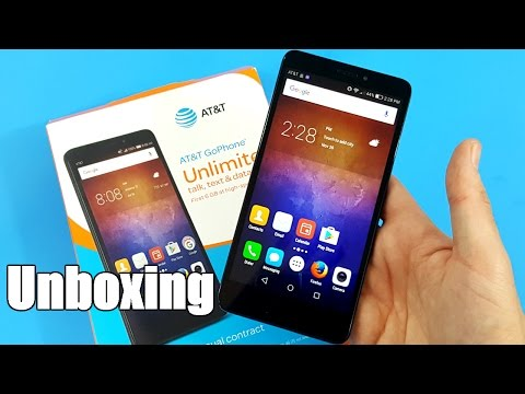 Huawei Ascend XT Unboxing & First Impressions!