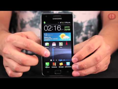 Widget Del Clima De Touchwiz 5.0 Galaxy S3 (Espaol) | How To Save