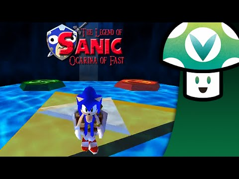 [Vinesauce] Vinny - The Legend of Sanic: Ocarina of Fast