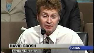 Greatest Congressional Testimony Ever