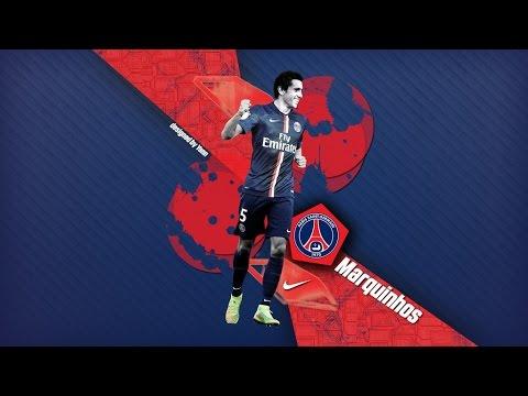 Marquinhos  ● Goals, Skills ● Paris SG ► 2013 ᴴᴰ