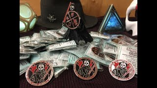 Challenge Coins: An intro and review