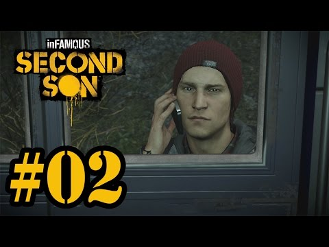 Lets Play: Infamous Second Son Karma do Bem Parte 2