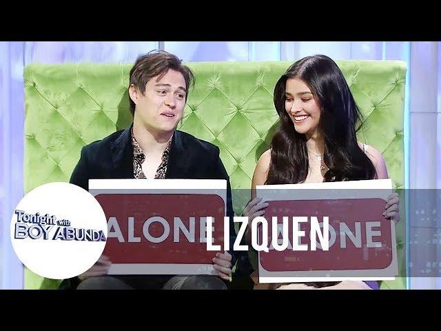 Fast Talk with Liza Soberano and Enrique Gil | TWBA