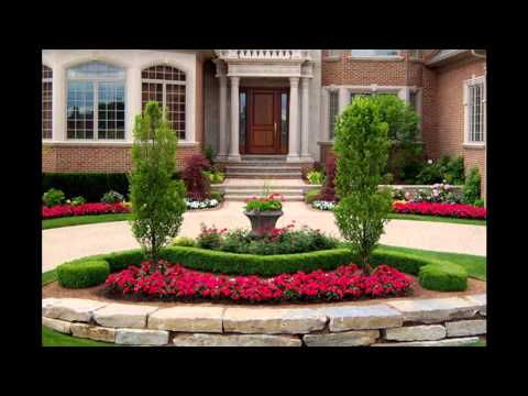 Good Driveway landscaping ideas