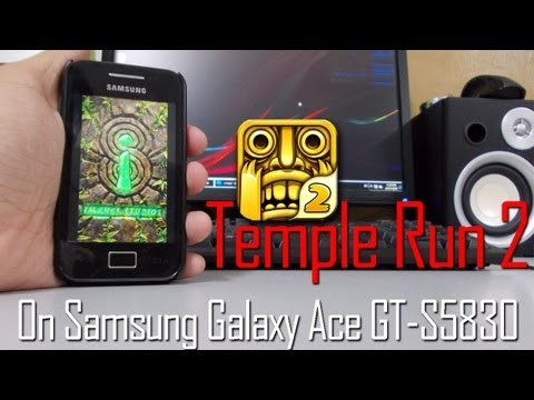 Temple Run 2 for Galaxy Ace GT-S5830 and ARMv6 devices