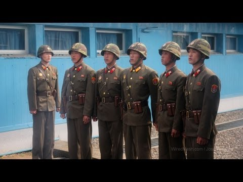 My Trip to DMZ and JSA - A Few Minutes in North Korea
