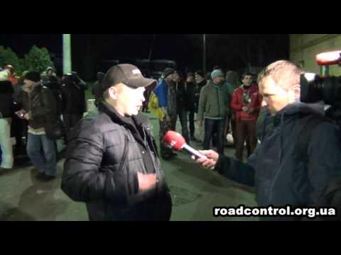 УБОП и 100 беркутовцев против одного журналиста ДК Дзындзи