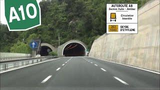 IT FR / A10 Ventimiglia / A8 Menton - Monaco - La Turbie