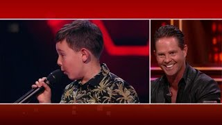Danny de Munk over The Voice Kids-deelnemer Silver Metz - RTL LATE NIGHT MET TWAN HUYS