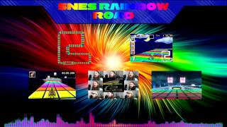 SNES Rainbow Road: Updated Synced Version