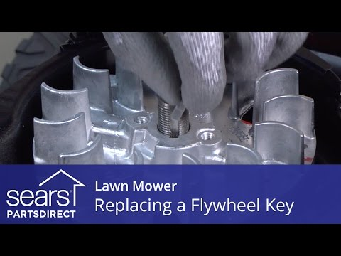 How To Replace A Sheared Flywheel Key On A Briggs
