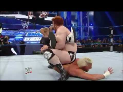 WWE Smackdown 11/30/12 Full Show Sheamus vs Dolph Ziggler (A Brawl With WWE Superstars)