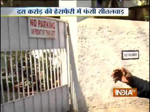 Gujarat Police reaches Teesta Setalvad's residence to arrest her